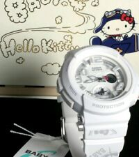 Hello kitty Orig.Limited edition Baby G- Shock watch.White.Brand new.!