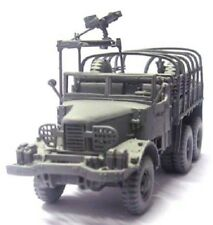 Milicast US131 1/76 Resin WWII USA Mack N02 7.5ton 6x6 Prime Mover