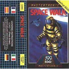 Space Walk for ZX Spectrum from Mastertronic