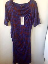 BEST OF BRITISH FOR M&S COLLECTION 3/4 Sleeve Dress Size: 12