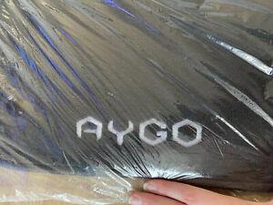 Genuine Toyota Aygo 4x Carpet Floor Mats (2014-2017) Brand new