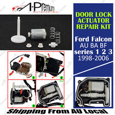 A-Premium Power Door Lock Actuator Repair Kit For Ford Falcon AU BA BF 1998-2006