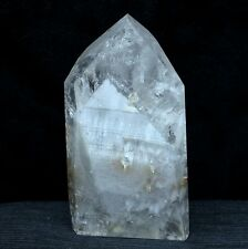 "5.22"" Large Gorgeous Angel Phantom Quartz Amphibole Crystal Reiki Point, Apq16"