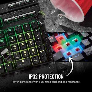 K68 RGB Mechanical Gaming Keyboard — CHERRY MX Blue