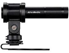 AverMedia 225948 Accessory Am133 Live Steamer Mic 133 3.5mm Audio-in Jack Bare