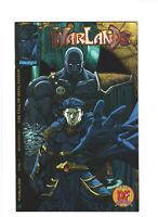 Warlands #1 VF/NM 9.0 Image Comics 1999 Pat Lee, Dynamic Forces Variant