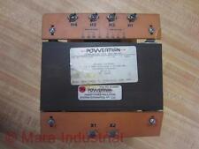 Powertran F480P2000 Transformer Model SPOF