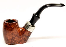 Peterson System Briar Pipe Smooth Finish Medium Flat Bottomed (304)