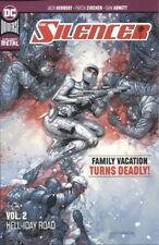 Silencer Tpb Vol 2 Helliday Road Reps 7-12 & Annual 1
