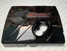 Engine Cover - MK8 Fiesta ST / MK2 Puma ST - Gloss Black Plastic