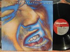 JOE COCKER Sheffield Steel ~ 1982 Australian (Liberation)  LP NM