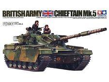 TAMIYA 35068 britannici CHIEFTAIN MK. 5 Tank 1:35 kit modello militare