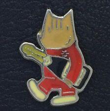 Olympic Pin Badge~Cobi with Champagne~ of Barcelona 1992~Mascot~Cobi