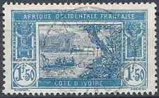 COLONY VALUE IVORY N°82 - OBLITERATION A DATE STAMP - VALUE