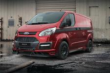 Passend für Ford Transit Custom Frontstoßstange Tuning Spoiler Body Kit Front
