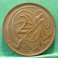 1968 Australia 2c Two Cent #170803-08 =CIRCULATED=
