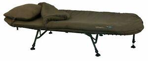 NEW 2021 Shimano Tactical Bedchair System WIDE 3 Season - 5 LEG -SHTXLBCS02
