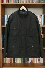 £229 Mens Barbour Utility smart navy waxed jacket size XXL 48 50