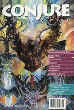 CONJURE MAGAZINE JAN/FEB 95 ISSUE 2 NM! FANTASY RPG