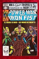 POWER MAN & IRON FIST #78 3RD SABRETOOTH!  MARVEL COMICS CGC IT!