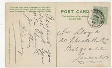 William Lloyd Checketts Road Belgrave Leicester 1909 094a