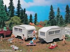 Vollmer 45147, 2 Caravan, H0 Accessorie Building Craft Kit 1:87