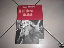 Il mistero Arafat edizione UTET anno 2003