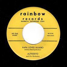 RED HOT MAMBO!-ALFREDITO-RAINBOW-264-PAPA LOVES MAMBO/NOCTURNANDO