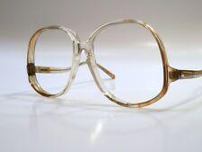 "Nip 60s-70s Sun/ Eyeglasses Frame A/O American Optical ""Concept Ii"" Terracotta"