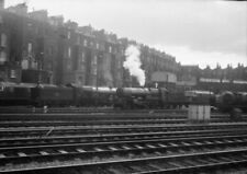 PHOTO  GWR RANLEIGH BRIDGE IN 1961 WITH HYMECKS WARSHIPS A KING AND A CASTLE IN