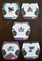 RARE Labatts Blue Colorado Avalanche Coaster New Old Stock