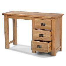 Odessa oak bedroom furniture dressing table