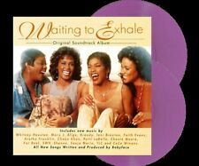 Waiting to Exhale 2-LP Purple Vinyl Whitney Houston Toni Braxton Mary J Blige