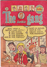 The Archie Gang No35 (Late 1950's) Australian Comic