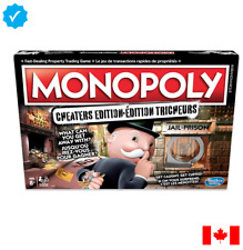 MONOPOLY: CHEATERS EDITION (THE PERFECT GAME FOR MILLENNIALS)