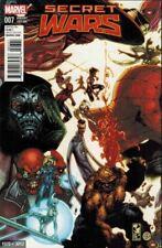 Secret Wars #7 Bianchi Variant Marvel Comics