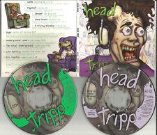 PROMO CD & CD ROM w/ ERIC CLAPTON Gene VELVET UNDERGOUND Love Battery Lou reed