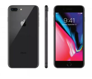 Clean Apple iPhone 8  - 64GB, Space Gray GSM AT&T Click BUY IT NOW!!!!!