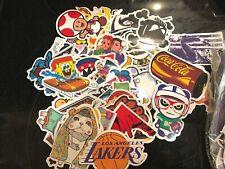 177 Random Laptop Stickers + 24 Supreme Stickers