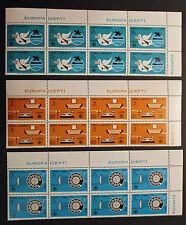 EUROPA Timbre TURQUIE / TURKEY Stamp - Yvert et Tellier n°2246 à 2248 x8 n**(Y3)