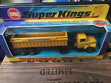 matchbox Super Kings K-18B Very Rare US-Promoversion mint 1.OVP excellent 1973