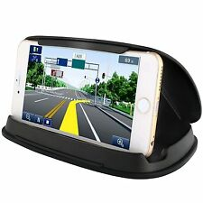 Car Cell Phone Dashboard GPS Navigation Anti-Slip Silicone mobile phone Holder