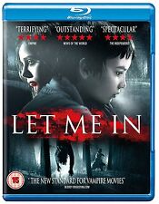 Let Me In (Blu-ray, 2011) Horror FREE SHIPPING