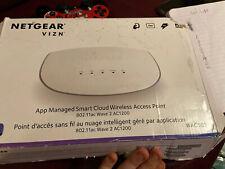 NETGEAR Insight WiFi Access Point, PoE, Mid-Range (WAC505) No Charger