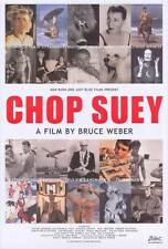 CHOP SUEY Movie POSTER 27x40 Peter Johnson Frances Faye Herbie Fletcher Dibi