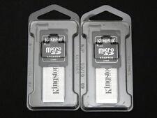 (2 pcs) Kingston Micro Sd to Sd Sdhc Card Adapter