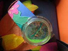 Pop Swatch Uhr Watch Veruschka NEU & OVP NEW in BOX