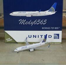 Gemini Jets United (N14237) Boeing B737-800Sc 1/400