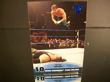 Eddie Guerrero Topps 2013 Card #10 Top Ten Finishers FROG SPLASH