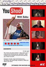 Official YouShoot : Sabu Interview DVD